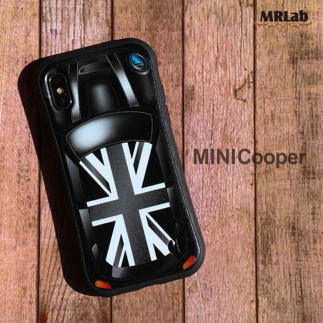 f528c7fa60 iPhoneケース カッコイイ 【 ミニクーパー MINICOOPER 耐衝撃 】iPhonXSMax iPhoneXR iPhoneXS  iPhoneX iPhone8 iPhone7