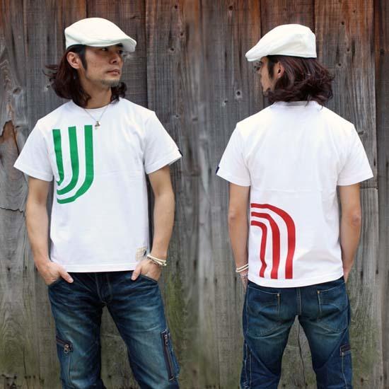 【JIKUU】 メンズ3J-Tシャツ『イタリア』