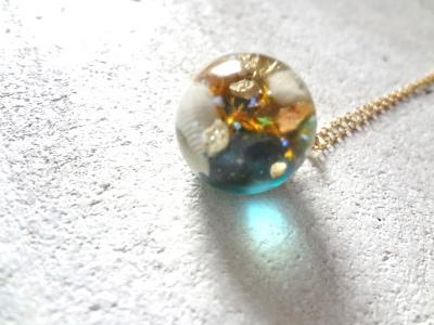 Seascape Necklace GG