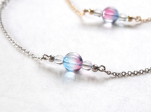 candy bracelet blue berry サイズオーダー