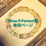 Blue*Forest様専用ページ