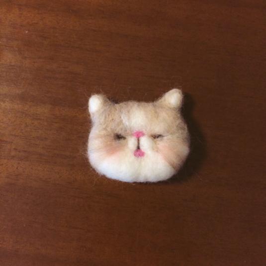 羊毛猫さん マーブル