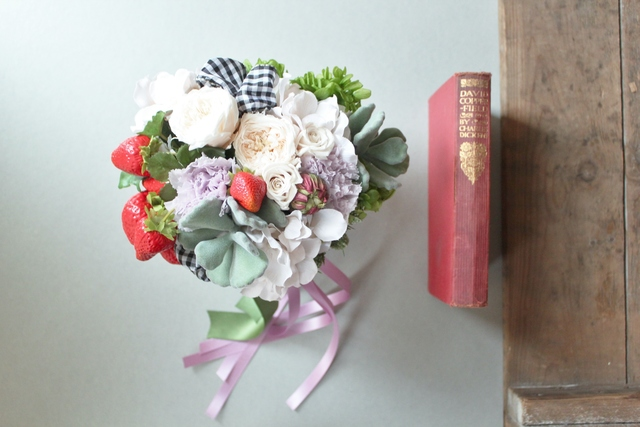 wedding bouquet №01