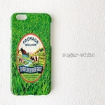 iPhone ケース ❤︎ cheese label×glassland