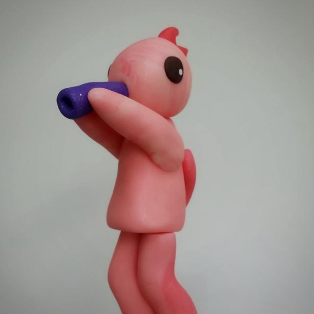【ココペリ/ロコペリ】 ガーデンピック  ピンク