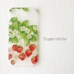 Phone ケース ❤︎ Hanging Strawberries