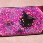 5600d1a832b3 ... 猫のデザイン バッグ 財布 等 レザークラフト catwalk oikawa ...