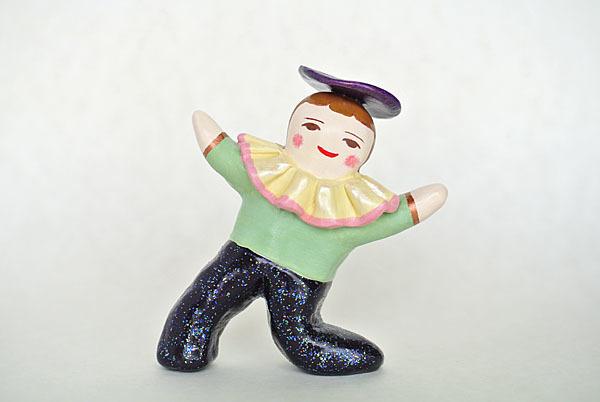ダンシング人形