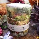 sustainable  botanical candle L〜ラベンダー〜