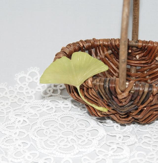 Autumn Leaf Ginkgo GA[再販・留め具の選択可]