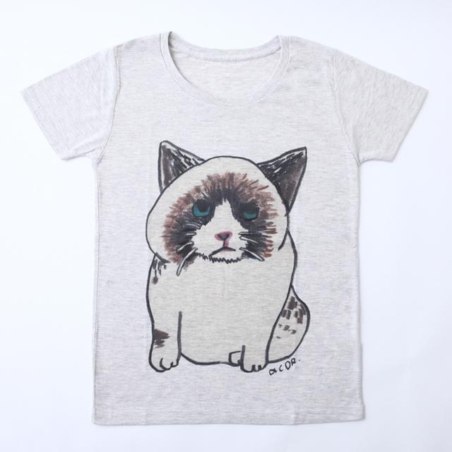 Tシャツ  ひまらやん