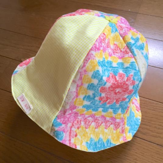 [BABY]flower girly hat