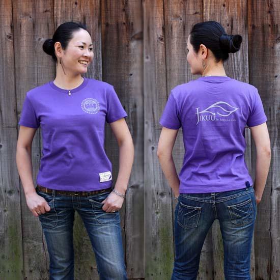 【JIKUU】 レディースTシャツ『JIKUU by SLC』