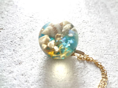 Seascape Necklace kk