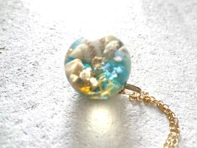 Seascape Necklace kk