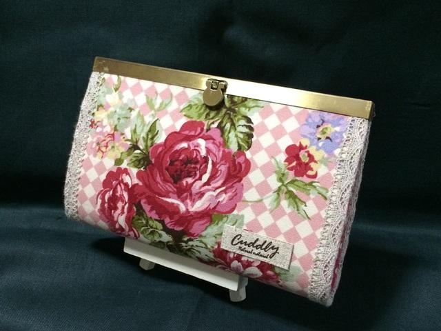 YUWA 財布  (ピンク)