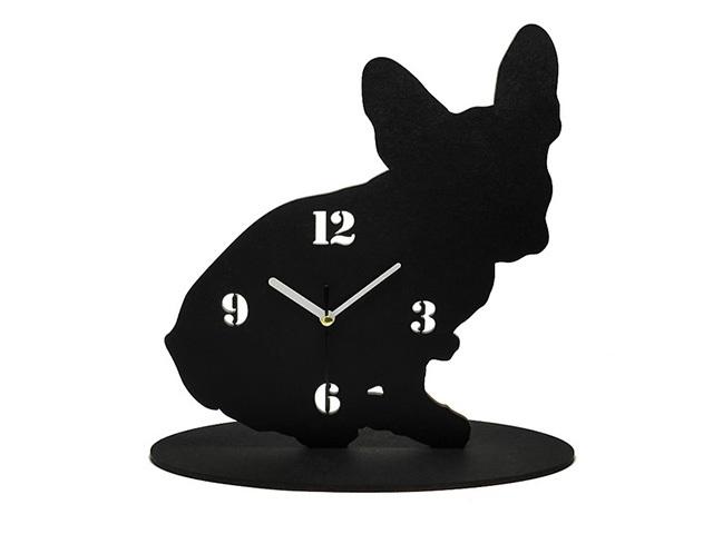 フレンチブルドックの時計【まったりしてます。】