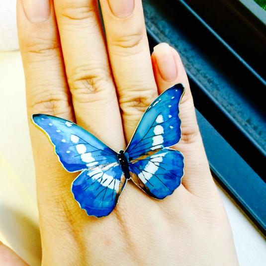 ヘレナモルフォ パーツ 蝶々 再販