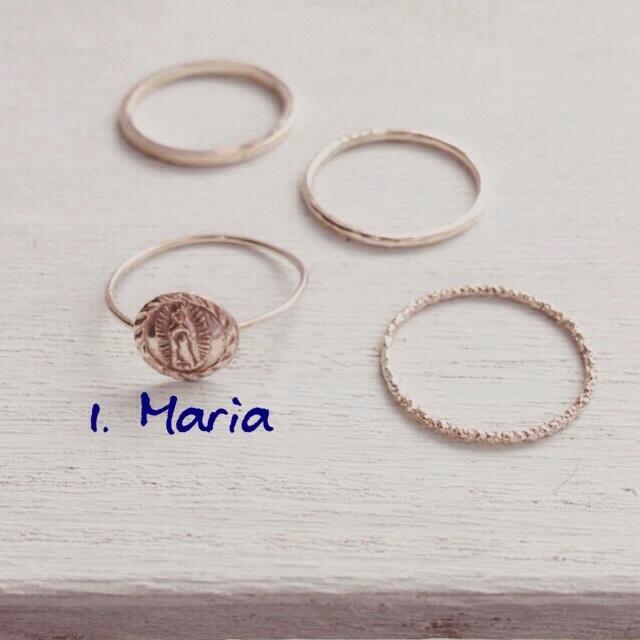 ����ͽ���ʢ� ������ɥե���ɤβ����� 1.��Maria��