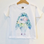 Forest in the Owl  Tシャツ [受注制作]