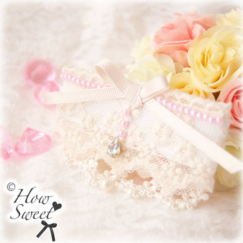 【HowSweet*】teardrop HC*[Pink]