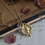 14kgf ★Saint Maria Necklace
