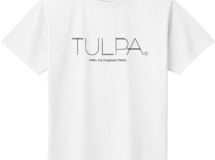 TULPA imaginary friend. Tシャツ