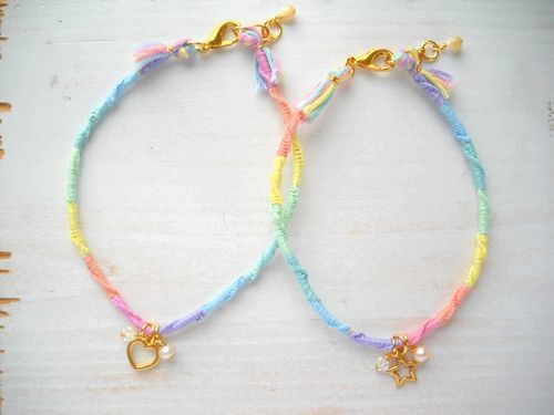 MICANGA ANKLET Dreamy PAIR