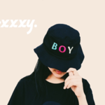 BOY - bucket hat