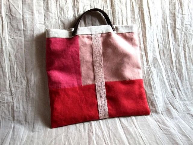 itoiro bag (pink)