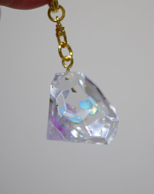 宝石キーホルダー6