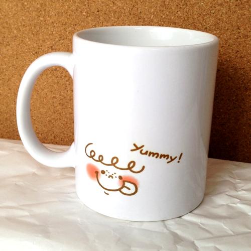 マグカップ - yummy! -