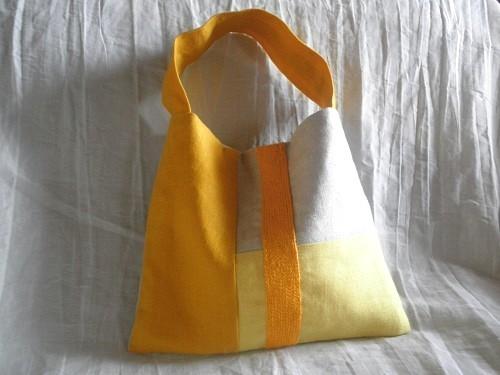 itoiro mini bag ( yellow )