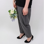 【SARROUEL PANTS】color:Gray