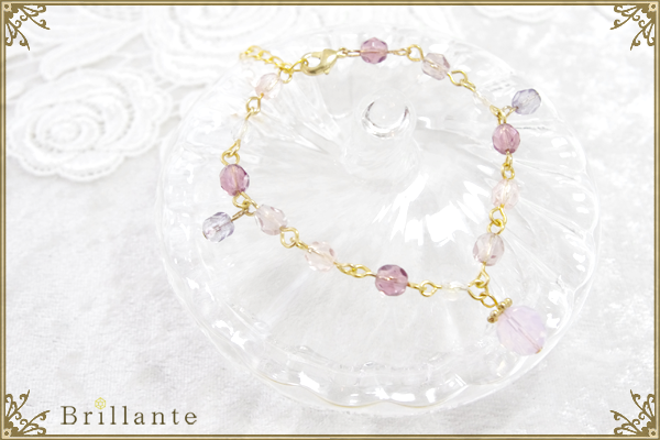 Jusy bracelet (berry)