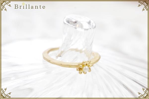 petit florence ring (SG-pearl)