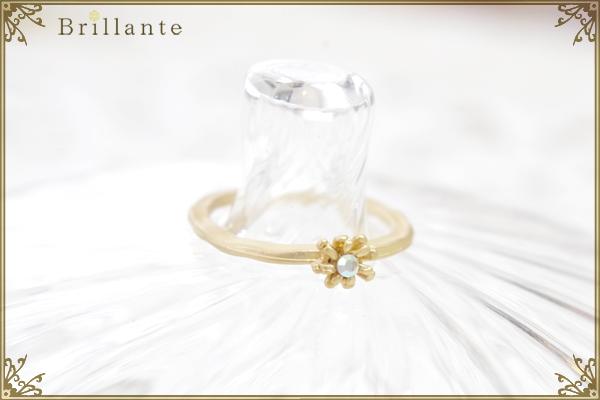 petit florence ring (SG-opal)
