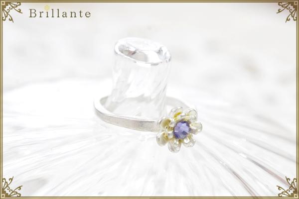 petit florence ring (LS-tanzanite)