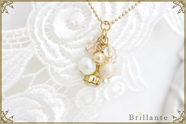 budou necklace (feminine)