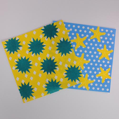 new〈紙モノがたり〉oriiro:パインとヒ...