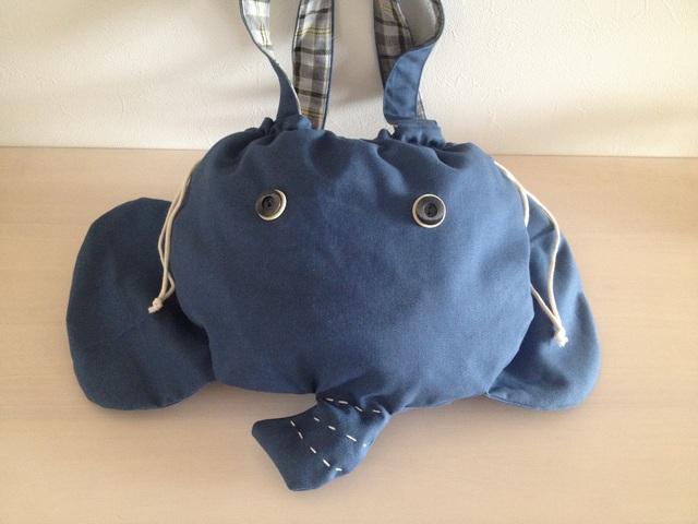 《Rさまオーダー》特大ぞうさんバッグ