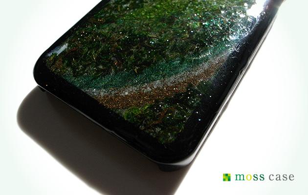 """iPhone5用ケース-moss-case """"モスケース"""""""