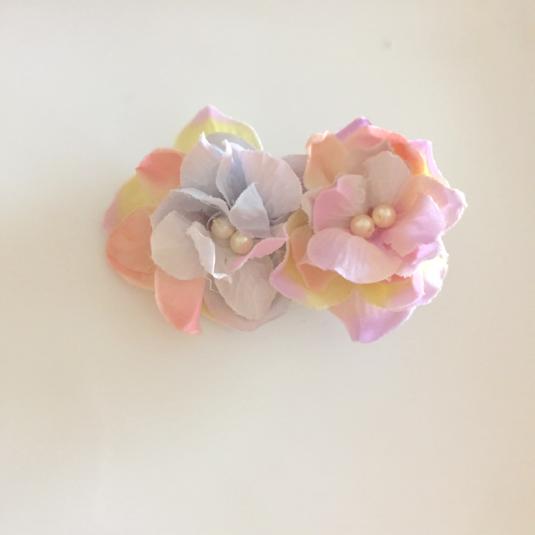 紫陽花ピン