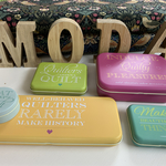 moda home「The Sewing Sayings Tin 5set 」