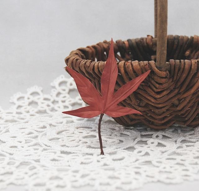 [再販][留め具の選択可]Autumn Leaf MO RA