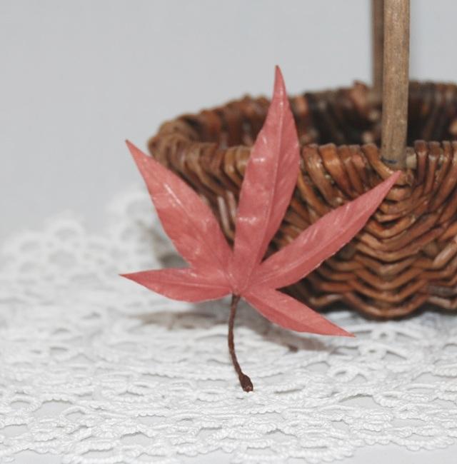 [再販][留め具の選択可]Autumn Leaf MO RB