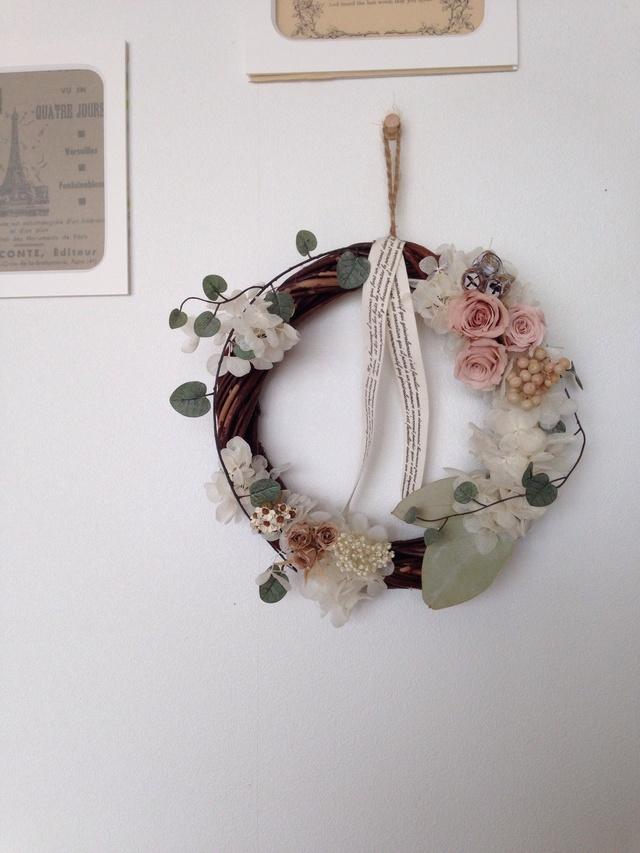 wreath  anthique