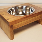 M-size / DOGGY DOG NATURAL HIGH TABLE-SINGLE