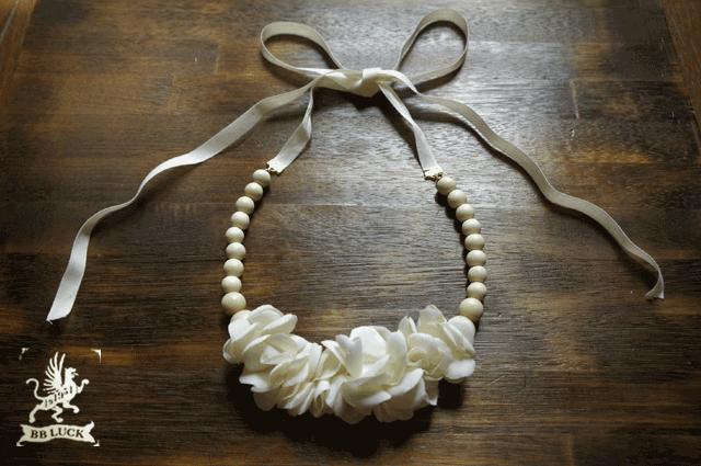 necklace �� �۲ֻ��۲֤ȥ��åɥӡ����Υ�ܥ�ͥå��쥹 ��