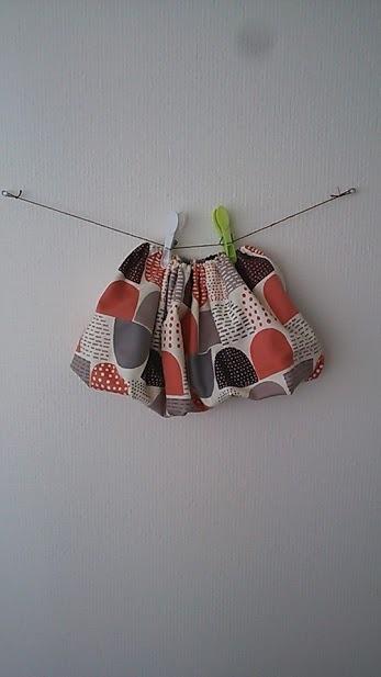 サイズ90* ふんわりバルーンスカート